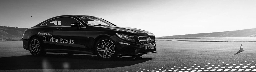 Win 2 places at a Mercedes-Benz drive academy track day